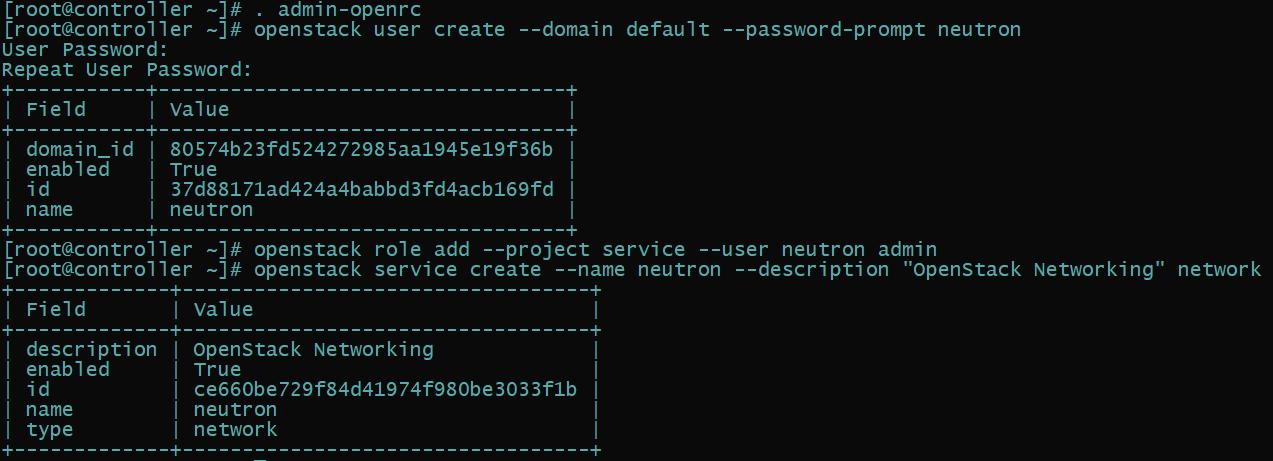 OpenStack-M Neutron (Network Services)