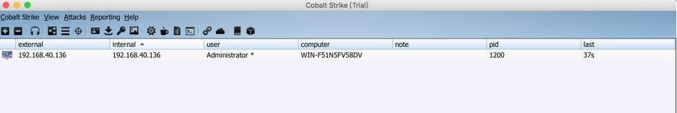 Cobalt Strike Penetration