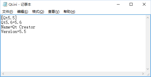 QSettings Read and Write Registry, Configuration File (C