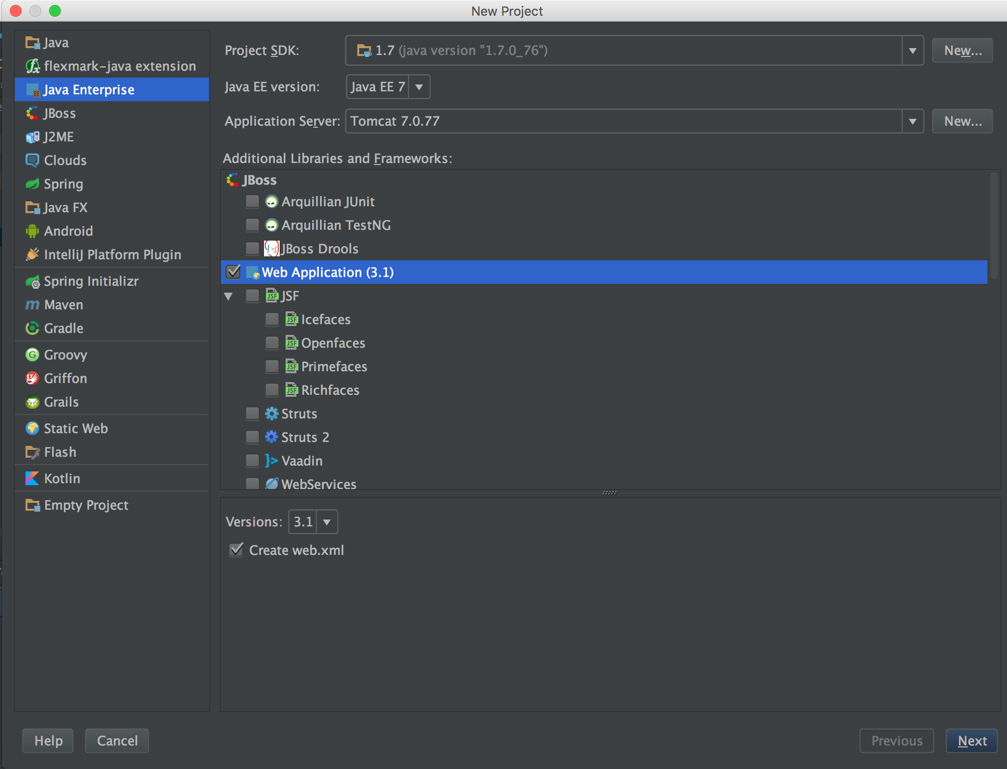 Chapter 4: Building jersey-based RESTful api with IntelliJ IDEA
