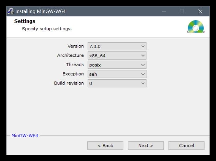 Building A C Environment For Vscode Development Based On Mingw W64 On Win7 Platform