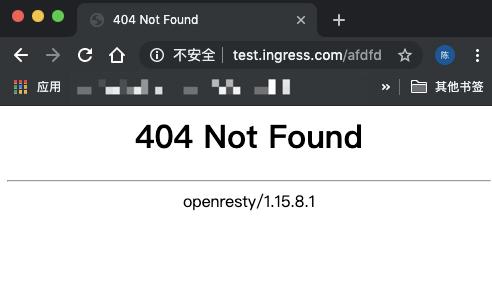 k8s ingress principle and ingress-nginx deployment test
