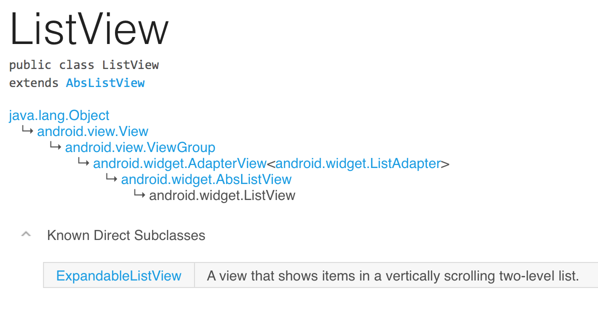 The working principle of Android ListView is fully parsed