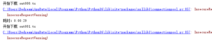 Python crawler introductory tutorial 51-100 Python 3 crawler