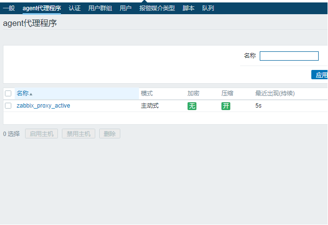 Implementation of master-slave monitoring of mysql database by zabbix
