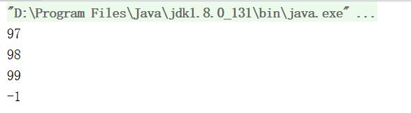 IO Byte Stream (Java Foundation)